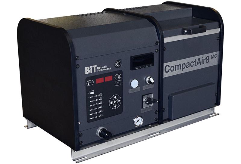 compactair mc BIT hotmelt technology